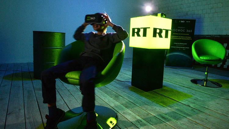 """RT renueva la aplicación para ver videos en 360° para """"disfrutar de una experiencia única"""""""