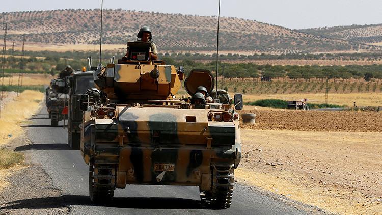 Erdogan anuncia que sus tropas están a punto de controlar la ciudad siria de Al-Bab