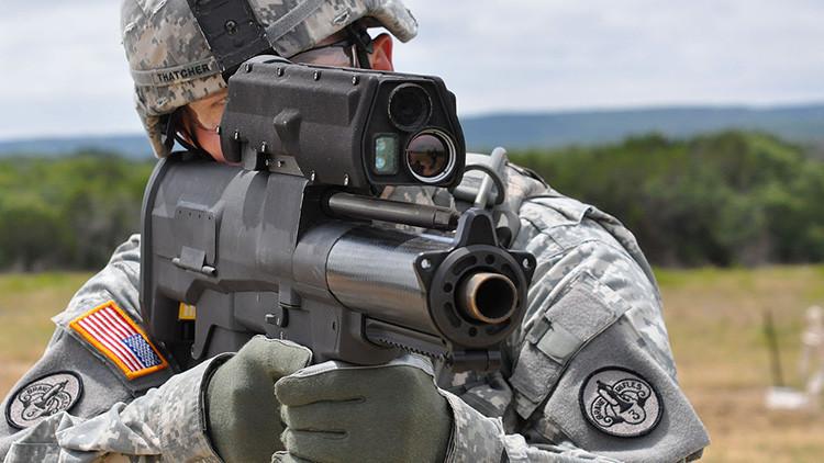 Empresa alemana frena la producción de una innovadora arma de EE.UU. por una ley del siglo XIX