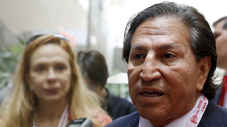 Israel afirma que no dejará entrar al expresidente peruano buscado por Perú