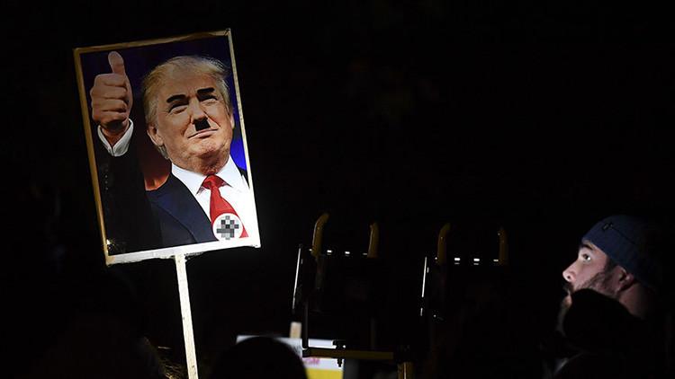 """""""En Occidente llaman tan a menudo 'Hitler' a Trump o a Putin que la palabra ya perdió su sentido"""""""