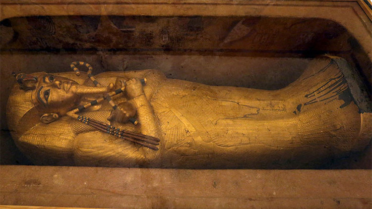 ¿Hay una cámara secreta en la tumba de Tutankamón? Una búsqueda final lo determinará