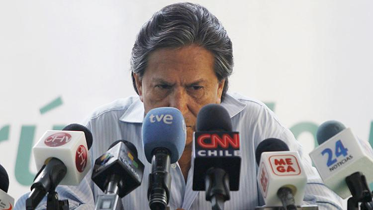 """""""¡No al linchamiento político!"""": El expresidente peruano buscado por la justicia rompe el silencio"""