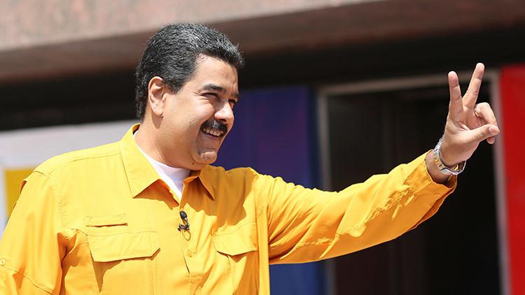 """Maduro a la CNN: """"Fuera de Venezuela"""""""