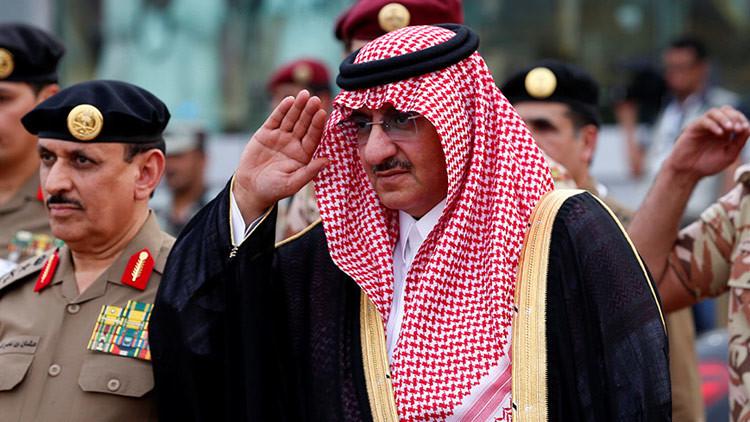 """""""Galardonar al príncipe saudita por su labor en la lucha antiterrorista es una broma de mal gusto"""""""