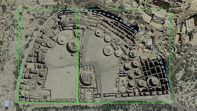 Sin lenguaje escrito: Estos norteamericanos construían templos como los egipcios y los griegos