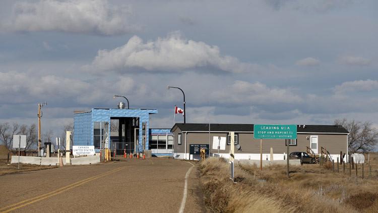 Trump y Trudeau se comprometen a aumentar la coordinación transfronteriza en materia de seguridad