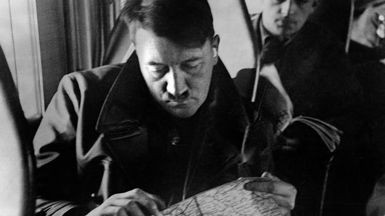 Detienen en Austria al 'doble' de Hitler (FOTO)