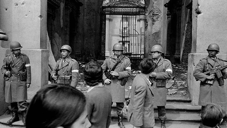 La Justicia chilena condena a cinco agentes de la dictadura de Augusto Pinochet