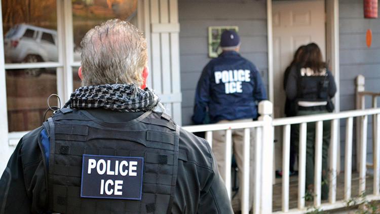 Las redadas antiinmigrante en EE.UU. se saldan con casi 700 detenidos