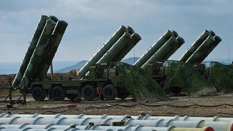 Rusia comienza a producir sistemas antiaéreos rusos S-400 para China