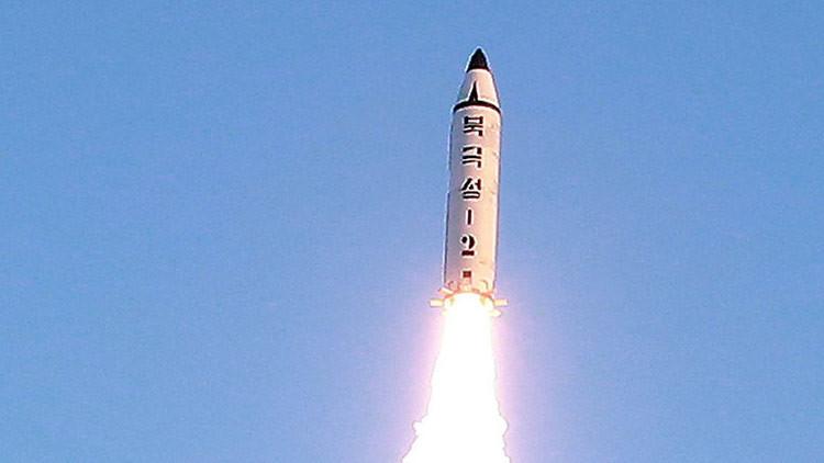 EE.UU. pide una acción colectiva internacional en respuesta a la prueba balística de Corea del Norte
