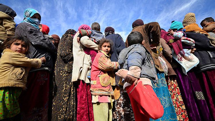 ¿Por qué el Estado Islámico ha prohibido a los habitantes de Mosul vestirse de rojo?