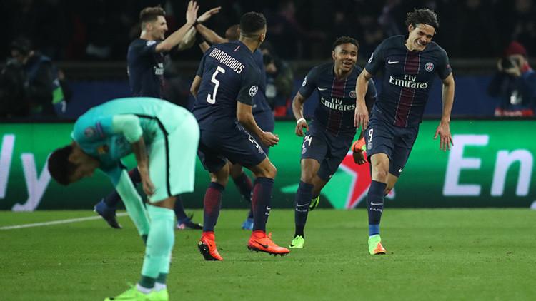 La UEFA pronostica que el Barcelona ganará la Liga de Campeones, pero no contaba con el PSG (VIDEO)
