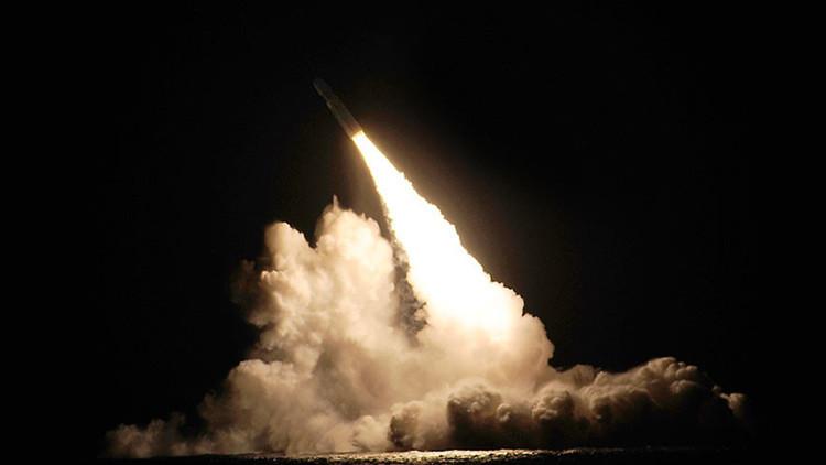 Fin a la especulación sobre ovnis: Marina de EE.UU. confirma pruebas del Trident II (IMÁGENES)