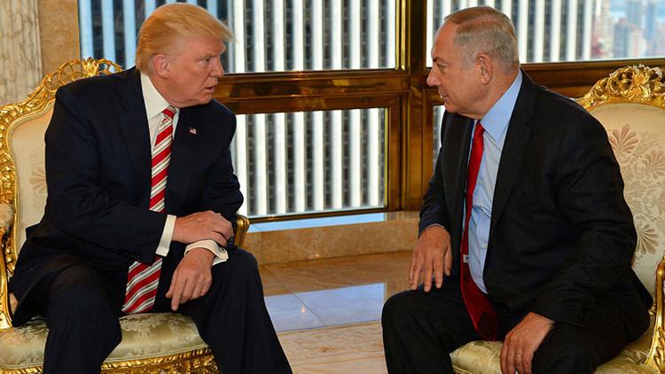¿Se convertirán Trump y Netanyahu en los mejores aliados?