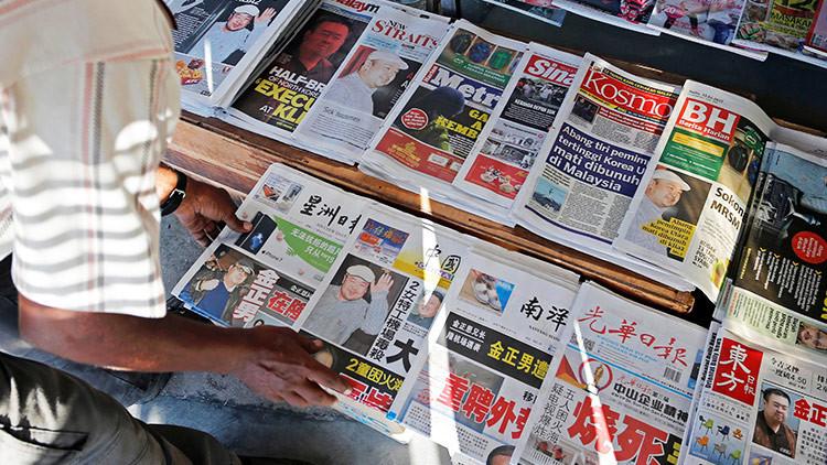 Detienen a una mujer en Malasia en conexión con el asesinato del hermano de Kim Jong-un