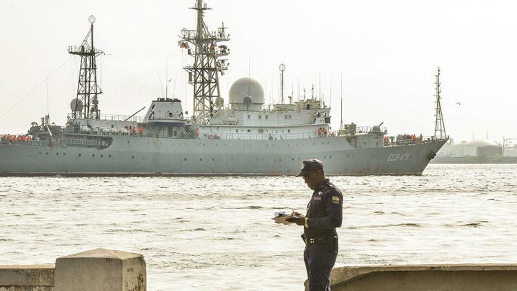 Histeria en los medios de EE.UU.: Un buque 'espía' ruso navega cerca de las costas de Delaware