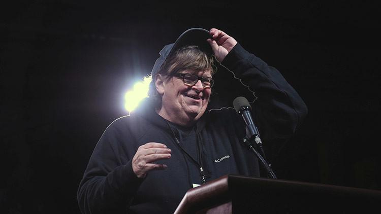 Michael Moore pide el 'impeachment' para sacar a Trump de la Casa Blanca
