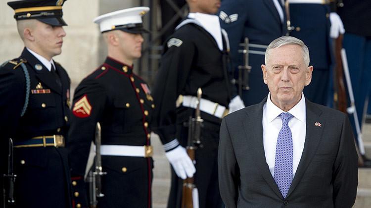 """James 'Perro Rabioso' Mattis: """"La OTAN sigue siendo la piedra angular de la seguridad de EE.UU."""""""