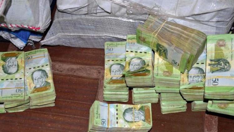 El misterio de las 25 toneladas de billetes venezolanos halladas en Paraguay