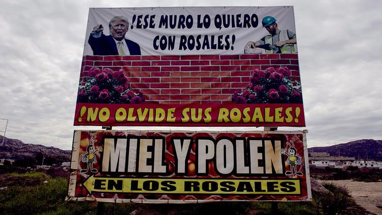 Esperando el muro: Así es la actual frontera entre México y EE.UU.