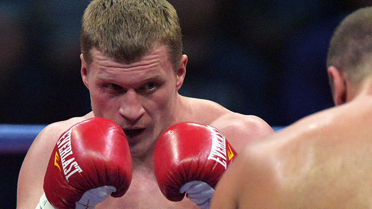 """""""La verdad está de nuestro lado"""": El boxeador ruso Alexánder Povetkin sufre un revés judicial"""