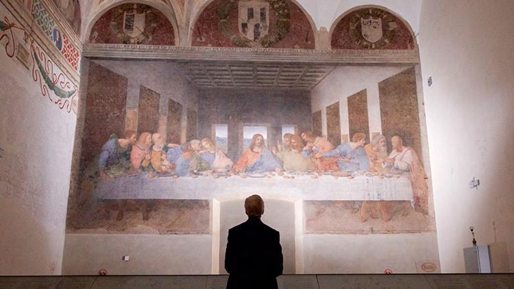 La esmeralda de Jesucristo: Conozca el mensaje oculto que escondía 'La última cena' de Da Vinci
