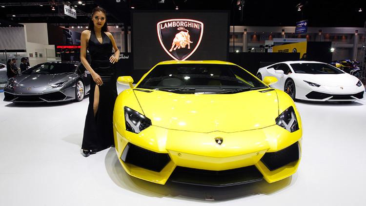 Lamborghini llama a revisión a 5.900 vehículos en todo el mundo