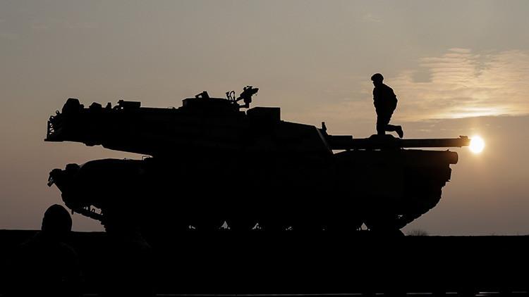 EE.UU. negociaría la creación de un análogo de la OTAN contra Irán