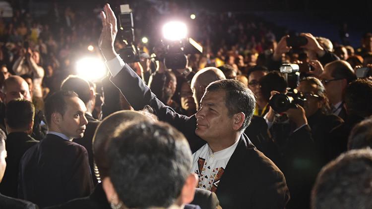 ¿Cómo recordará Ecuador los diez años de presidencia de Rafael Correa?
