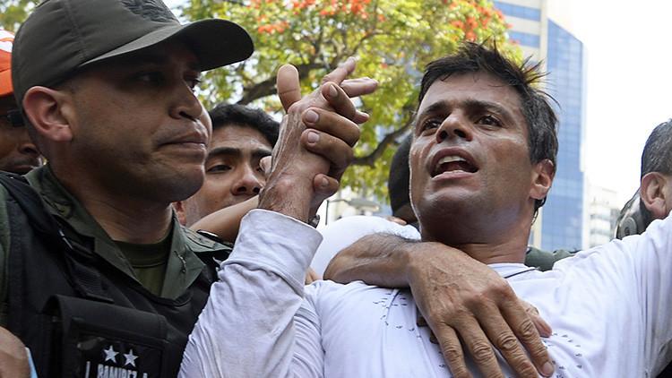 TSJ en Venezuela ratifica sentencia en contra de Leopoldo López