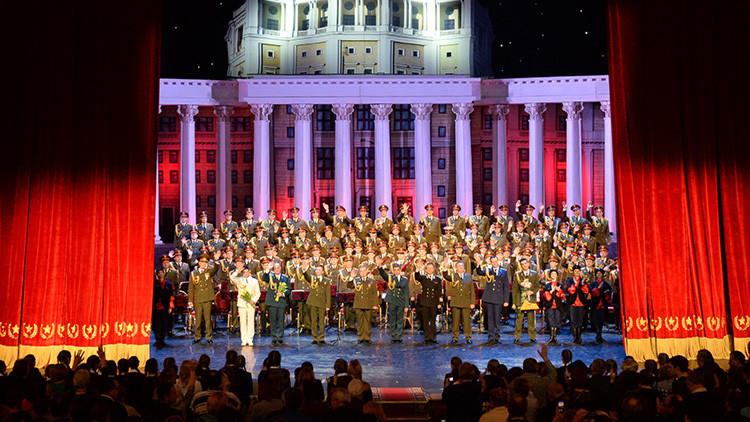 La leyenda debe continuar: el coro ruso Alexándrov regresa a la escena tras la tragedia del Tu-154