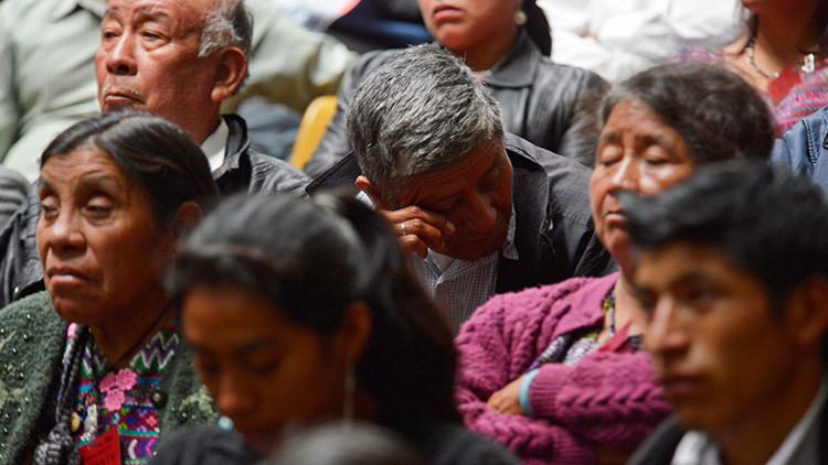 La justicia indígena de Guatemala lucha por su reconocimiento