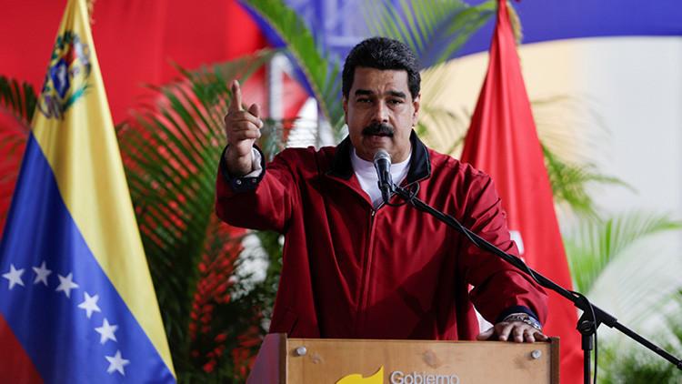 """Maduro: """"Se le reventarán los dientes a Rajoy y a la derecha internacional"""""""