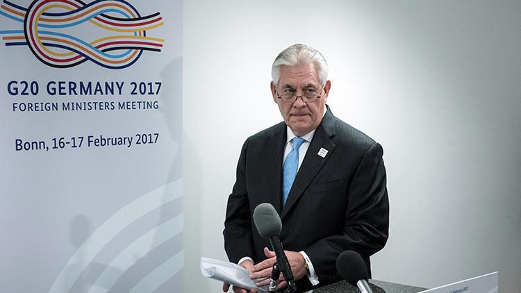 Todo reservado: el secretario de Estado de EE.UU. no puede hospedarse en Bonn para el G-20