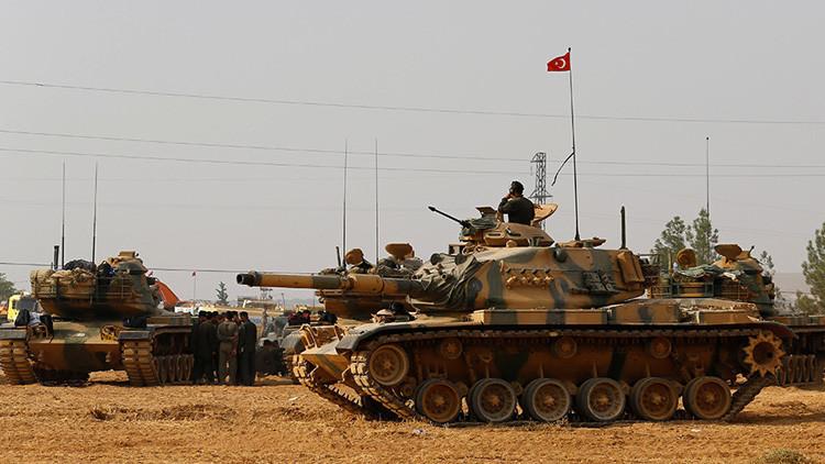"""Damasco condena los """"repetidos crímenes y ataques"""" de Turquía contra el pueblo sirio"""