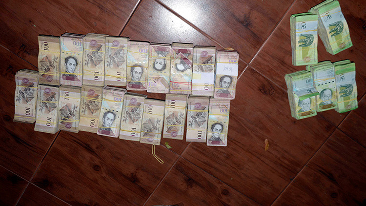 De novela policíaca: el caso de los billetes venezolanos en Paraguay