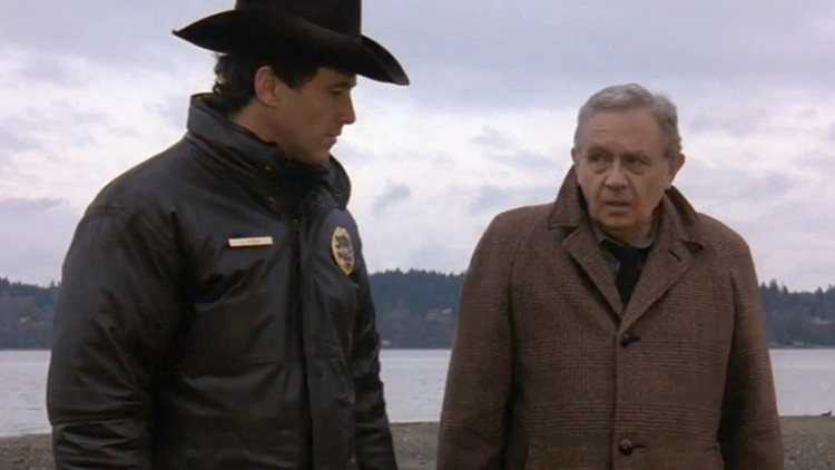 Fallece el actor Warren Frost, el doctor Hayward de 'Twin Peaks'