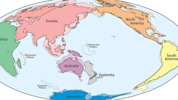 Confirman la existencia del séptimo continente. ¿Es una sensación científica?