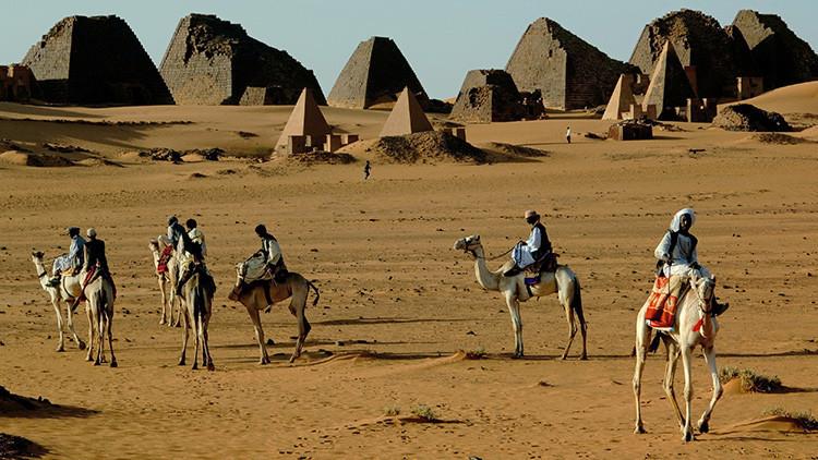 Este país tiene el doble de pirámides que Egipto pero no recibe avalanchas de turistas (FOTOS)