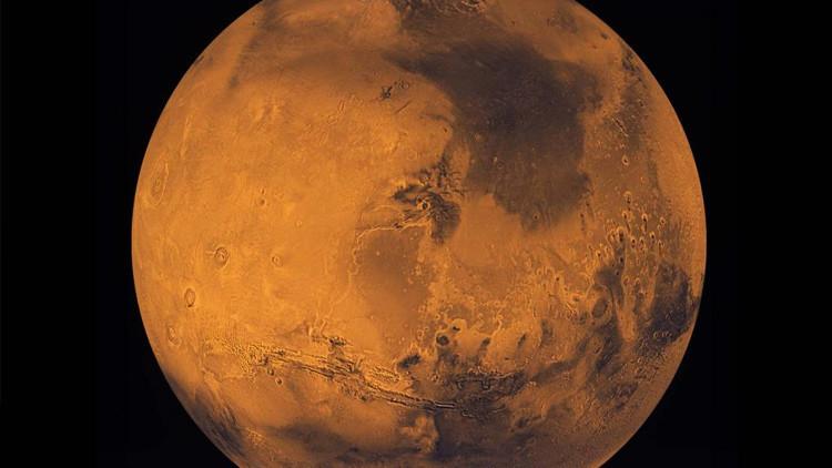 La CIA publica documentos sobre pirámides y una civilización extinguida en Marte