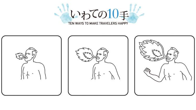 TEST: Adivine qué explican los dibujos incomprensibles para turistas sobre las normas de Japón