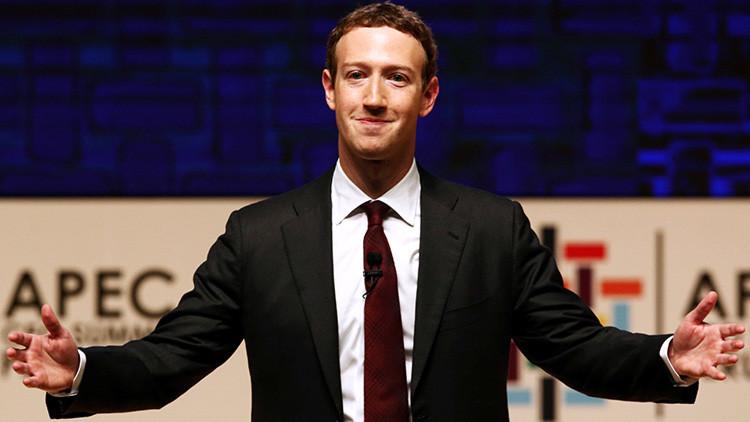 Zuckerberg admite que Facebook aloja contenido erróneo y engañoso