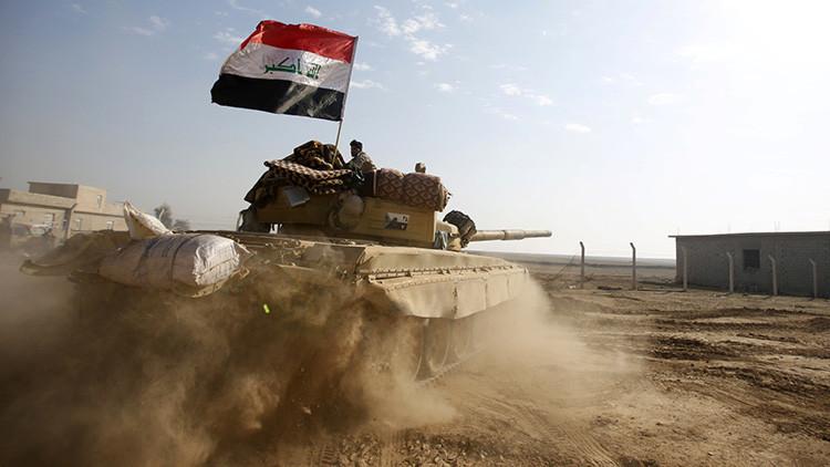 Irak comienza un operativo de liberación del oeste de Mosul del Estado Islámico