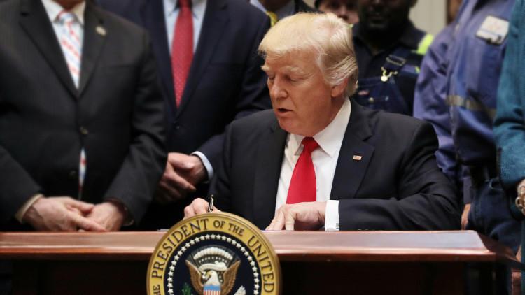 """""""Creo que quedarán impresionados"""": Trump promete nuevas medidas migratorias"""