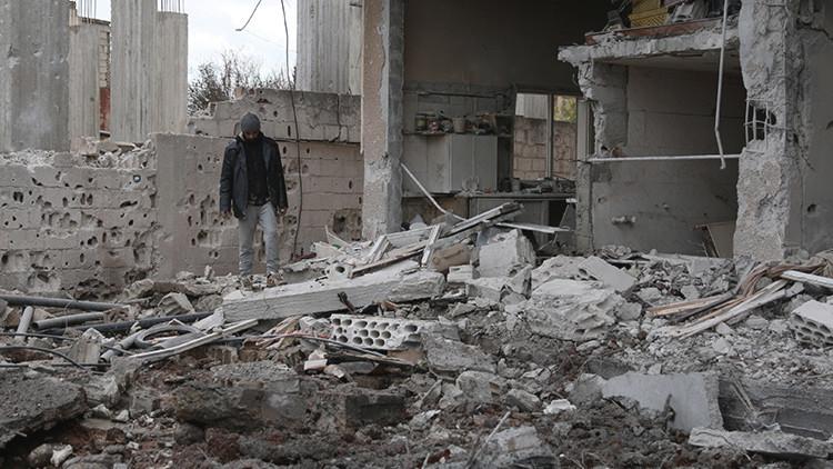 """De Mistura: """"Negociaciones entre Turquía y Rusia sobre tregua en Siria son las más esperanzadoras"""""""