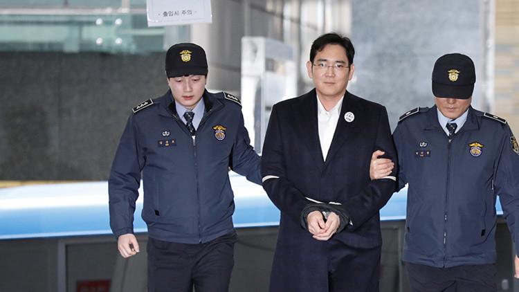 Así vive en la prisión uno de los hombres más ricos de Corea del Sur y líder 'de facto' de Samsung