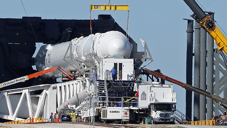 El Falcon 9 con una superbacteria a bordo acaba de despegar rumbo a la EEI