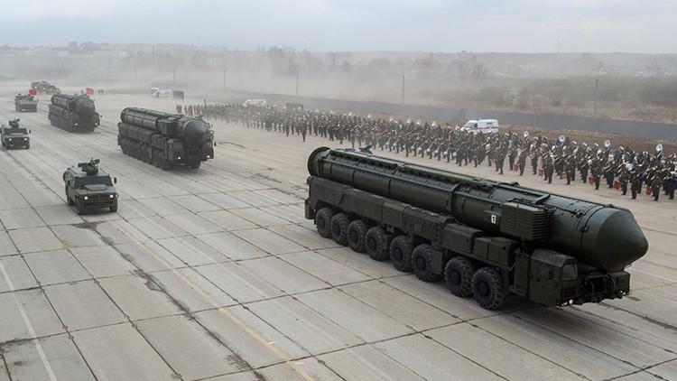 """Viceprimer ministro ruso: """"Nuevos misiles romperán la defensa antimisiles de EE.UU."""""""